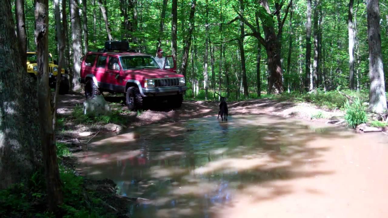 Mud Jeep Cherokee XJ Blue   Jeeps   Pinterest   Cars, The