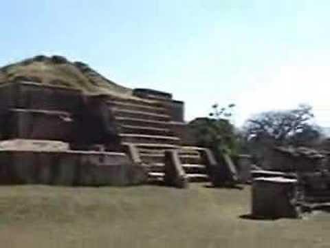 El Salvador: Ruinas de San Andrés