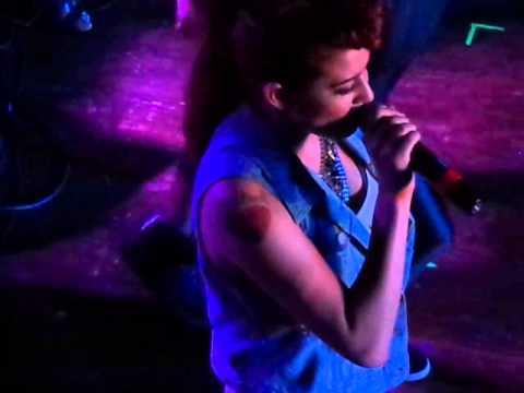 Nikki Williams 'Walk Of Shame'- Trendfest 5-30-13 PA