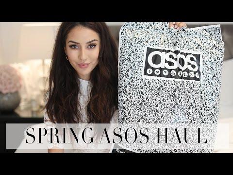 ASOS SPRING HAUL | TAMARA KALINIC