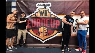 Mistrzostwa Europy WK EuroCup *Nagrody 5000€* SOPOT 2019 - Na żywo