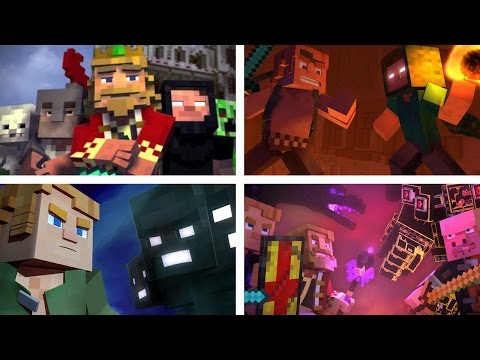 Fallen Kingdom: The Complete Minecraft Music Video Series