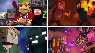 Fallen Kingdom The Complete Minecraft Music Video Series