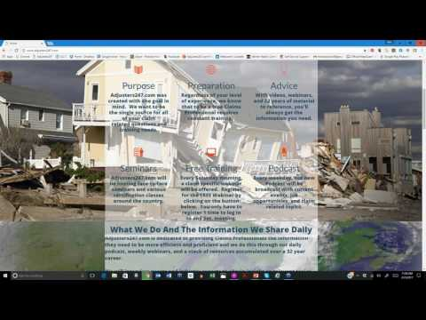 2017 02 25 11 01 Adjusters247 com News and Views For Claims Professionals Webinar 7