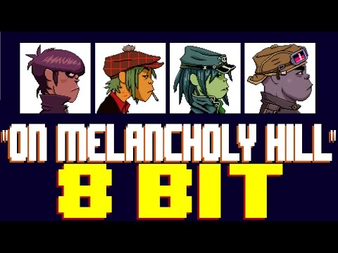 On Melancholy Hill [8 Bit Tribute to Gorillaz] - 8 Bit Universe