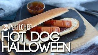 HOT DOG DE HALLOWEEN
