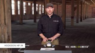 Hodgdon HP-38 at Reloading Unlimited