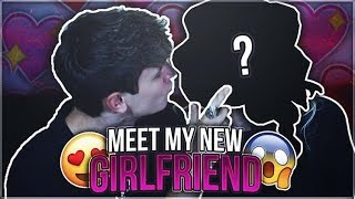 KISSING MY GIRLFRIEND FOR THE FIRST TIME ON CAMERA....