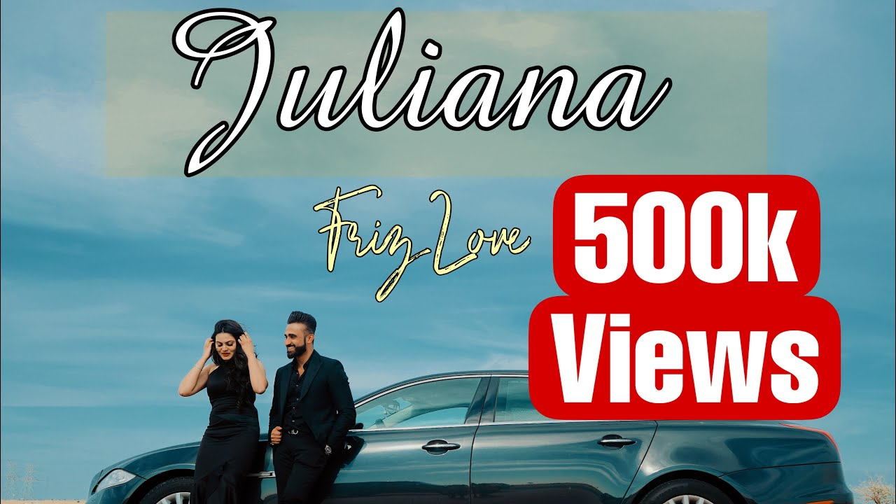 New Konkani Song 2021   JULIANA (Official Music Video)   Friz Love  