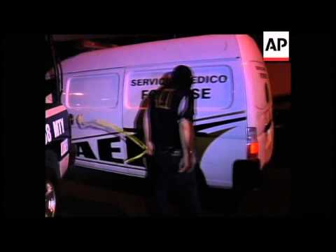 4:3 At least 17 killed in northern Mexico bar massacre