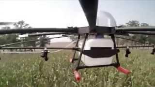 Agriculture Drone | Pesticide Spraying UAV | Vinveli