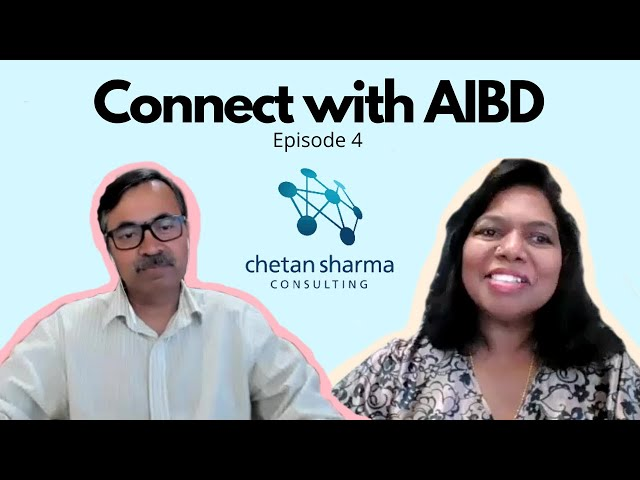 Connect with AIBD Episode 4 - Into the future, understanding 5G with Mr Chetan Sharma