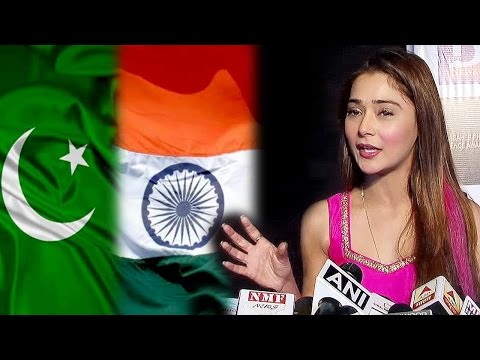 Sara Khan SHOCKING Comment On Pakistan Serial Is Better Than India