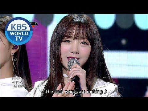 LOVELYZ - That Day   러블리즈 - 그날의 너 [Music Bank / 2018.05.18]