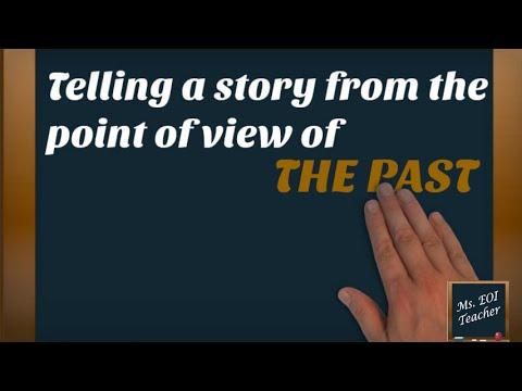 Narrative Essay Help. Tense, present or past?