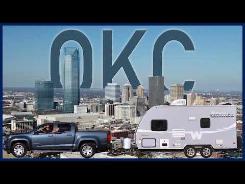 One Day in Oklahoma City - The West 2019 Part 20