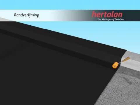 Hertalan Epdm Roof Drain Installation Doovi