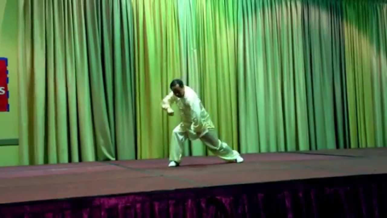 Download Master Jia WuZong Internal Wushu Show XingYi - Bagua - Chen Taji