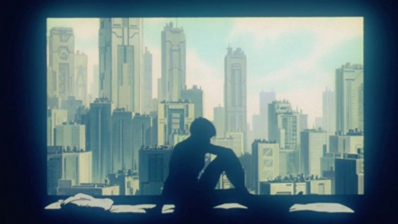 Ghost In The Shell Ambience