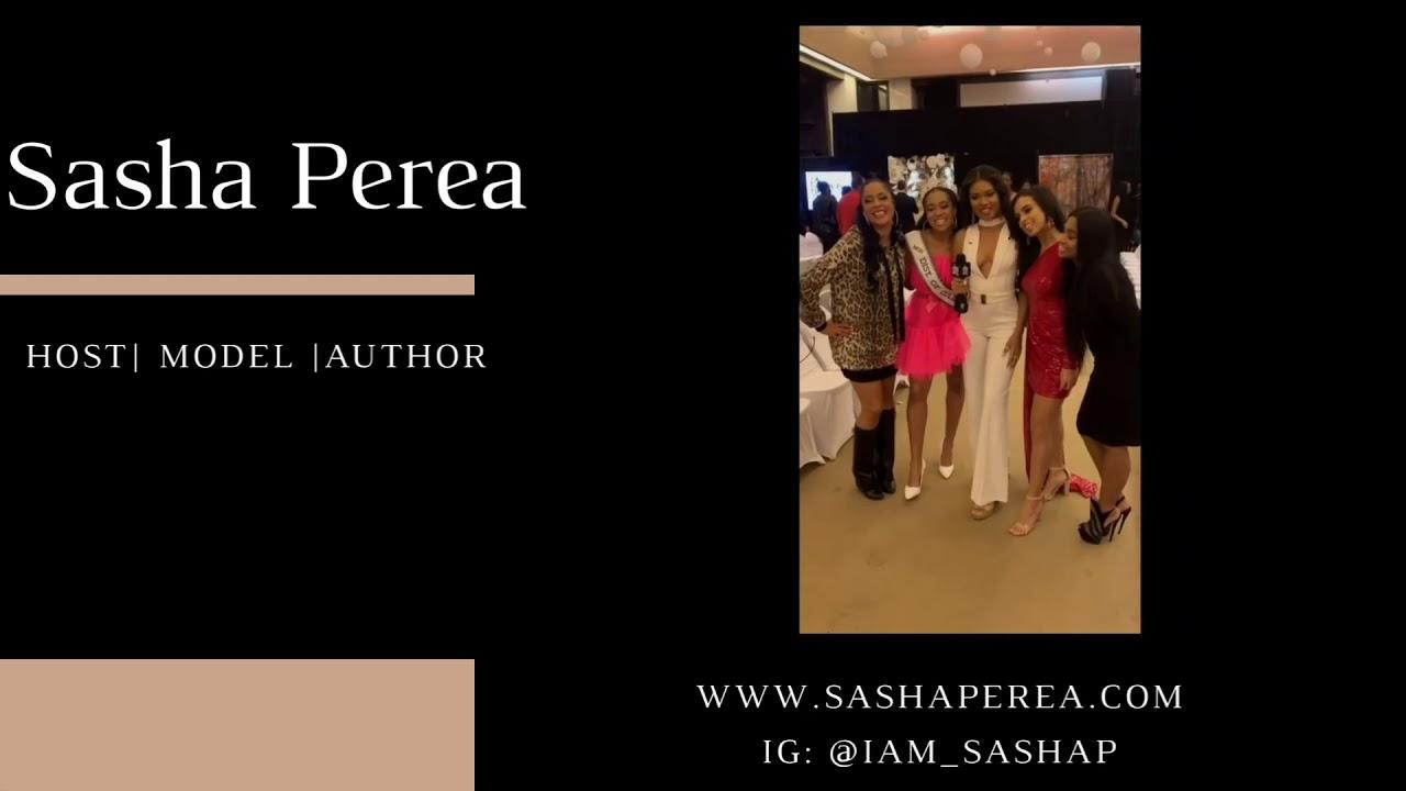 Sasha Perea 2021 Hosting Reel