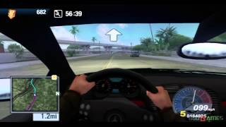 Test Drive Unlimited - Gameplay PS2 (PS2 Games on PS3)