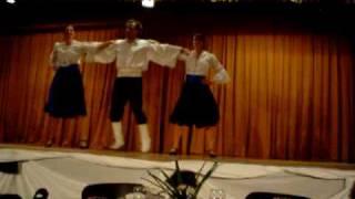 Danza de Zorba El Griego