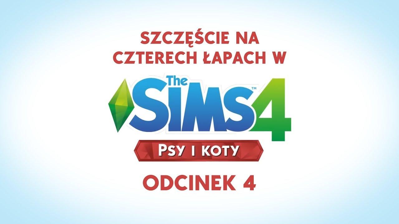 Szczęście na czterech łapach w The Sims 4 – odcinek 4