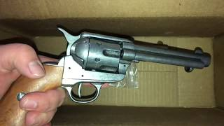 HistoricReplicaGuns.com / Denix UnBoxing Video (English) 1873 Colt SAA Revolver's