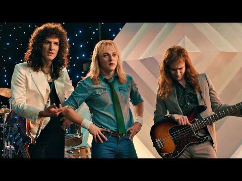 Отрывок из фильма: Богемская рапсодия (2018). Выступление Queen на BBC.