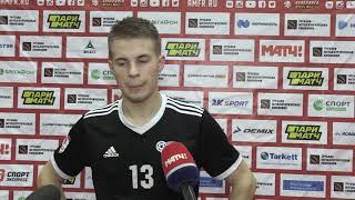 Антон Соколов, игрок МФК Синара