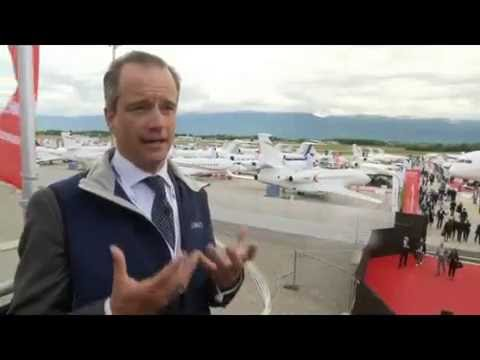 LunaJets' CEO gives you a private tour of the European Business Aviation Convention & Exhibition