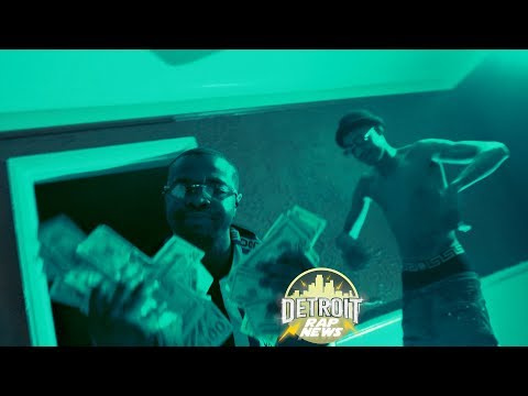 "Mallie X Skilla Baby – ""101s"" DetroitRapNews Exclusive (Official Video)"