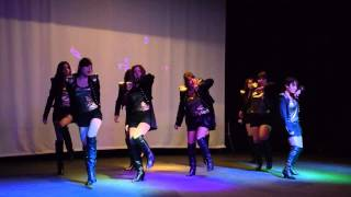 [HallyuCon] Run Devil Run (1) - GG Project | Dance Cover Girls