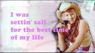 Debby Ryan (Bailey Pickett) - Country Girl [lyrics on screen]