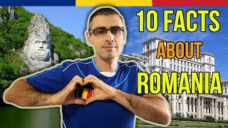 10 FACTS ABOUT ROMANIA | Learn Romanian Vlog #12