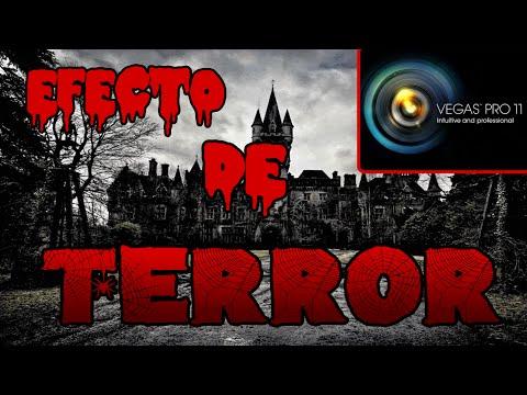 Tutorial efecto de terror para videos sony vegas pro - Efectos opticos de miedo ...