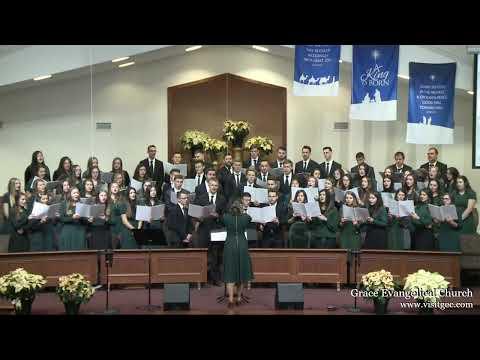 Sunday December 22nd, 2019 - Morning Service - GEC Youth Choir