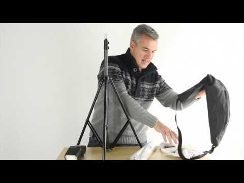 Really cheap but great portable lighting kit
