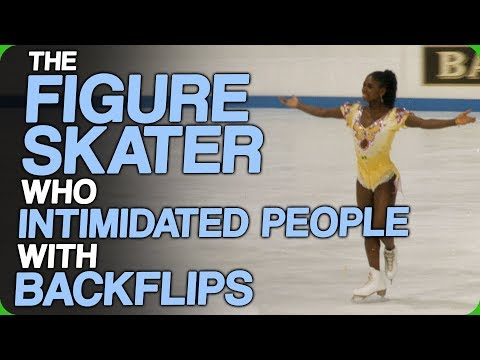 The Figure Skater Who Intimidated People With Backflips (Special Moves From Movies)