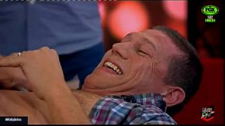 The Late Show With Matty Johns - Waxing