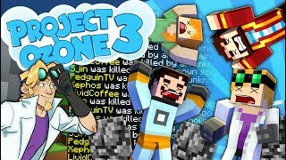 Project Ozone 3! I try to stop Lewis from cheating but things escal...