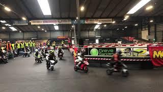 Le Mans start estafette Poeldijk RACE-KIDS