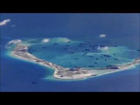 South China Sea: Tribunal backs case against China brought by Philippines