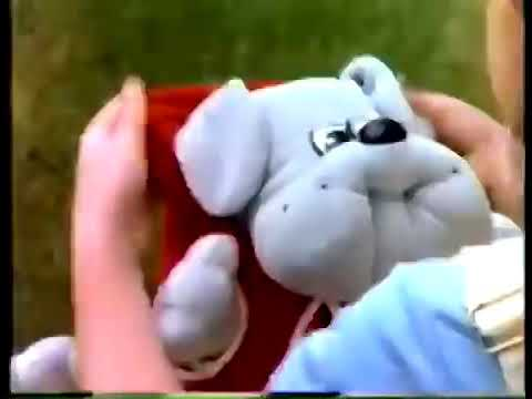 Pound Puppies 1985 Commercial
