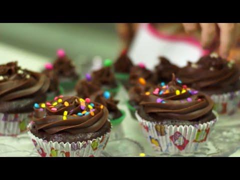 PROGRAMA PORTFÓLIO- Receita Daguia- Cupcake De Microondas
