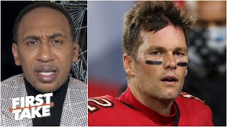 He 'looked like straight garbage' - Stephen A. makes no excuses for Tom Brady | First Take