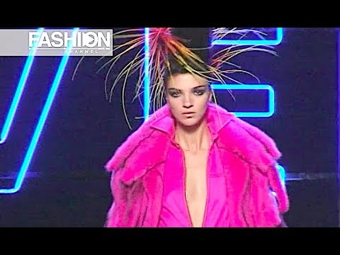 GIVENCHY Haute Couture Fall 2002 2003 Paris – Fashion Channel