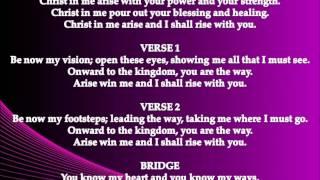 Christ in Me Arise
