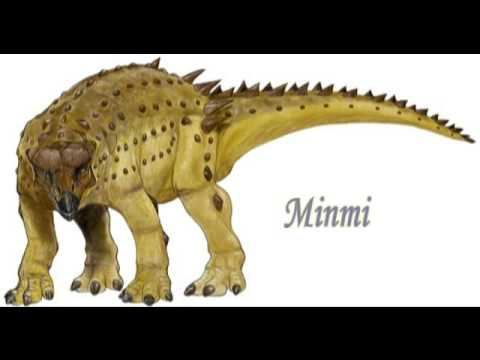 Thyreophorans Dinosaurs - Slidelopedia
