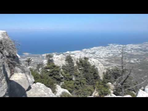 St Hilarion Castle  Kyrenia and along the Mountain Road